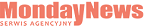 Serwis Agencyjny MondayNews - logo